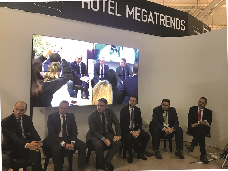Hotel Megatrends Talks | Ξενοδοχειακές επενδύσεις υψηλής απόδοσης