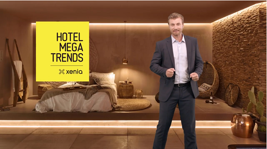 Hotel Megatrends Project by xenia 2019